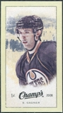 2009/10 Upper Deck Champ's Mini Green Backs #240 Sam Gagner
