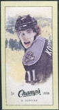 2009/10 Upper Deck Champ's Mini Green Backs #246 Anze Kopitar
