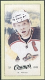 2009/10 Upper Deck Champ's Mini Green Backs #248 Mikko Koivu