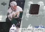 2000/01 Upper Deck e-Card Prizes #EBH Brett Hull Black Jersey /300