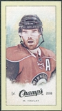 2009/10 Upper Deck Champ's Mini Green Backs #249 Martin Havlat