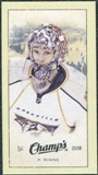 2009/10 Upper Deck Champ's Mini Green Backs #255 Pekka Rinne