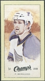 2009/10 Upper Deck Champ's Mini Green Backs #282 Patrik Berglund