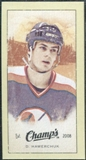 2009/10 Upper Deck Champ's Mini Green Backs #296 Dale Hawerchuk