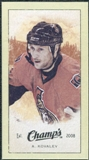 2009/10 Upper Deck Champ's Mini Green Backs #333 Alex Kovalev