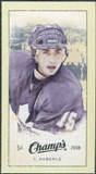 2009/10 Upper Deck Champ's Mini Green Backs #337 Tomas Kaberle