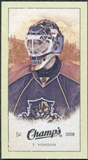 2009/10 Upper Deck Champ's Mini Green Backs #360 Tomas Vokoun