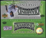 2004 Upper Deck Diamond Collection All-Star Lineup Baseball 24 Pack Box