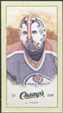 2009/10 Upper Deck Champ's Mini Green Backs #378 Grant Fuhr