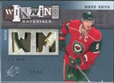 2009/10 Upper Deck SPx Winning Materials Spectrum Patches #WMMK Mikko Koivu /50