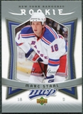 2007/08 Upper Deck MVP #364 Marc Staal RC