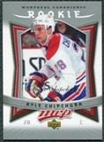 2007/08 Upper Deck MVP #375 Kyle Chipchura RC
