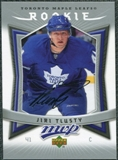 2007/08 Upper Deck MVP #377 Jiri Tlusty RC
