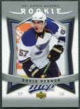 2007/08 Upper Deck MVP #379 David Perron RC