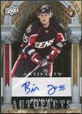 2009/10 Upper Deck Artifacts Autofacts #AFBL Brian Lee Autograph