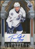 2009/10 Upper Deck Artifacts Autofacts #AFTG Tom Gilbert Autograph