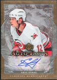 2007/08 Upper Deck Artifacts Autofacts #AFES Eric Staal Autograph