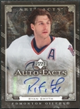 2006/07 Upper Deck Artifacts Autofacts #AFRS Ryan Smyth Autograph