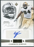2011 Panini Playbook Gold #57 Cameron Heyward RC Autograph /49
