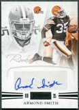 2011 Panini Playbook #96 Armond Smith RC Autograph /299