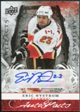 2008/09 Upper Deck Artifacts Autofacts #AFEN Eric Nystrom Autograph