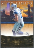 2011 Panini Plates and Patches City Limits #7 Miles Austin /249