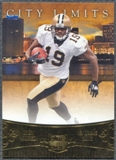 2011 Panini Plates and Patches City Limits #17 Devery Henderson /249