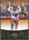 2011 Panini Plates and Patches City Limits #24 Mike Williams /249