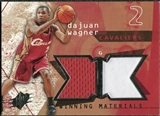 2004/05 Upper Deck SPx Winning Materials #DW Dajuan Wagner
