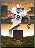 2011 Panini Plates and Patches City Limits Materials #17 Devery Henderson /299