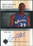 2005/06 Upper Deck Ultimate Collection #181 Andray Blatche RC Autograph /250