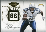 2011 Panini Plates and Patches Rookie Blitz #11 Vincent Brown /249