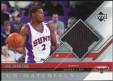 2005/06 Upper Deck UD Materials #JJ Joe Johnson