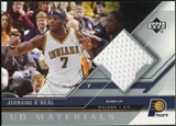 2005/06 Upper Deck UD Materials #JO Jermaine O'Neal