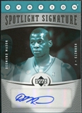 2006/07 Upper Deck Ovation Spotlight Signature #DM Desmond Mason Autograph