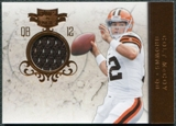 2011 Panini Plates and Patches Jerseys #54 Colt McCoy /299
