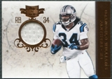 2011 Panini Plates and Patches Jerseys #79 DeAngelo Williams /99