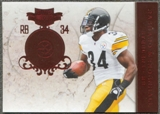 2011 Panini Plates and Patches #34 Rashard Mendenhall /299