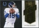 2011 Panini Plates and Patches Honors #2 Peyton Manning /249