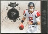 2011 Panini Plates and Patches Silver #2 Matt Ryan /100