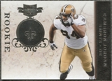 2011 Panini Plates and Patches Silver #115 Cameron Jordan RC /100