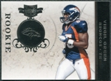 2011 Panini Plates and Patches Silver #181 Virgil Green RC /100