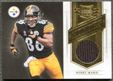 2011 Panini Plates and Patches Honors Materials #23 Hines Ward /99