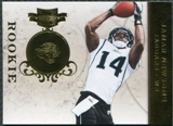 2011 Panini Plates and Patches Gold #136 Jamar Newsome /50
