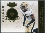 2011 Panini Plates and Patches Gold #153 Martez Wilson /50