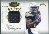 2011 Panini Plates and Patches Rookie Blitz Materials #10 Jordan Todman /299
