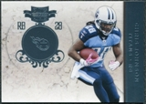 2011 Panini Plates and Patches Platinum #76 Chris Johnson /10