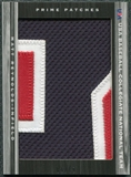 2011 Panini Limited USA Baseball National Teams Prime Patches #17 Matt Reynolds /19