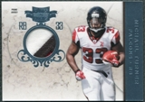 2011 Panini Plates and Patches Jerseys Prime #33 Michael Turner /25 Patch