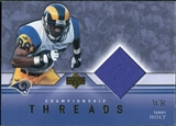 2001 Upper Deck Championship Threads #CTTH Torry Holt